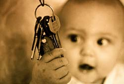 Young Edinburgh locksmith