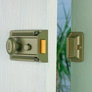 door lock not working: dropped snib