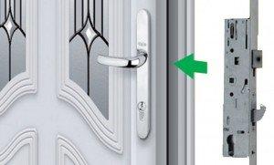 door lock not working: broken gearbox