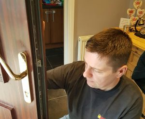 upvc door lock repairs edinburgh